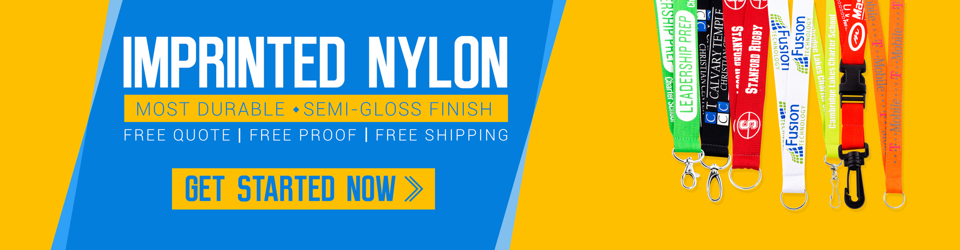 Imprinted-nylon