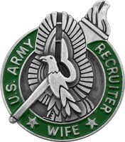 US Army Recruiter Wife