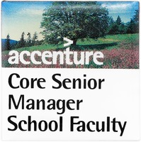 Accenture Core Senior Manager School Faculty