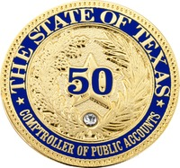 Texas Comptroller - 50 Years