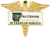 Medical Center of South Arkansas - 20 Years