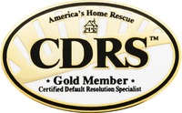 Certified Default Resolution Specialist - Gold Member