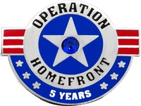 Operation Homefront - 5 Years
