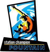 Station Champion Fountain